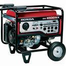 HONDA Generator E6500X